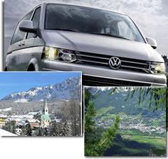 Servizio Transfer da/per Cortina d'Ampezzo